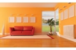 Tips Memilih Warna Cat Rumah Minimalis Ukuran Mungil