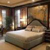 Kamar Tidur Utama Minimalis Sederhana Dengan Aksen Mewah
