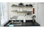 Siasat Jitu Pada Desain Dapur Kecil Tanpa Kitchen Set
