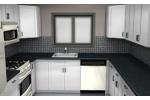Tips Unik Menghidupkan Kitchen Set Minimalis Hitam Putih