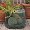 Ide Murah Membuat Kolam Ikan Dalam Rumah Mungil