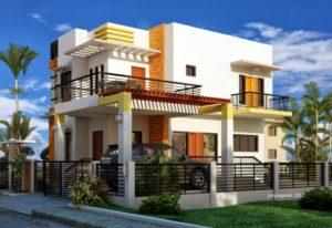 Trend Rumah Minimalis Modern 2 Lantai 2016