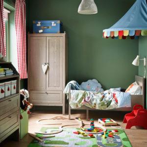 desain kamar tidur anak minimalis modern gambar