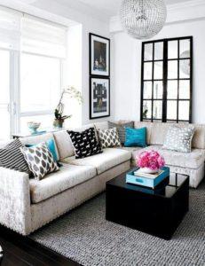 model sofa untuk ruang tamu kecil gb